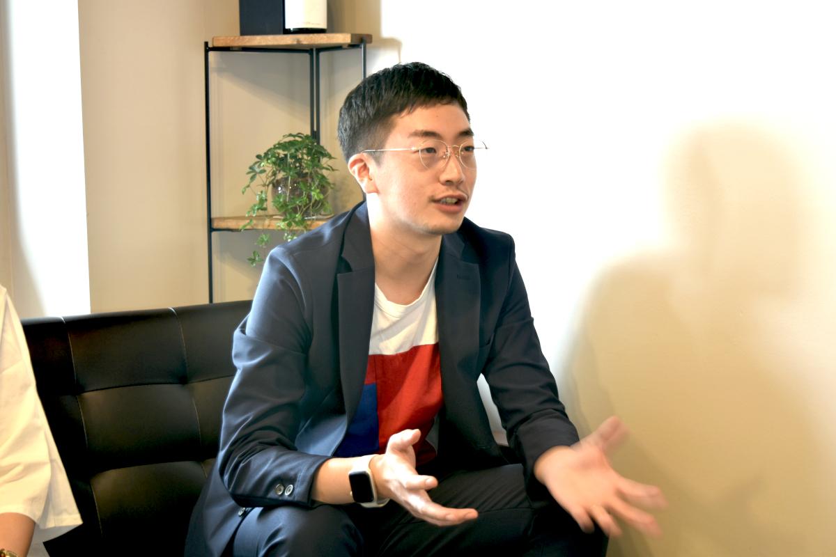 株式会社Clear 代表取締役CEO 生駒さま