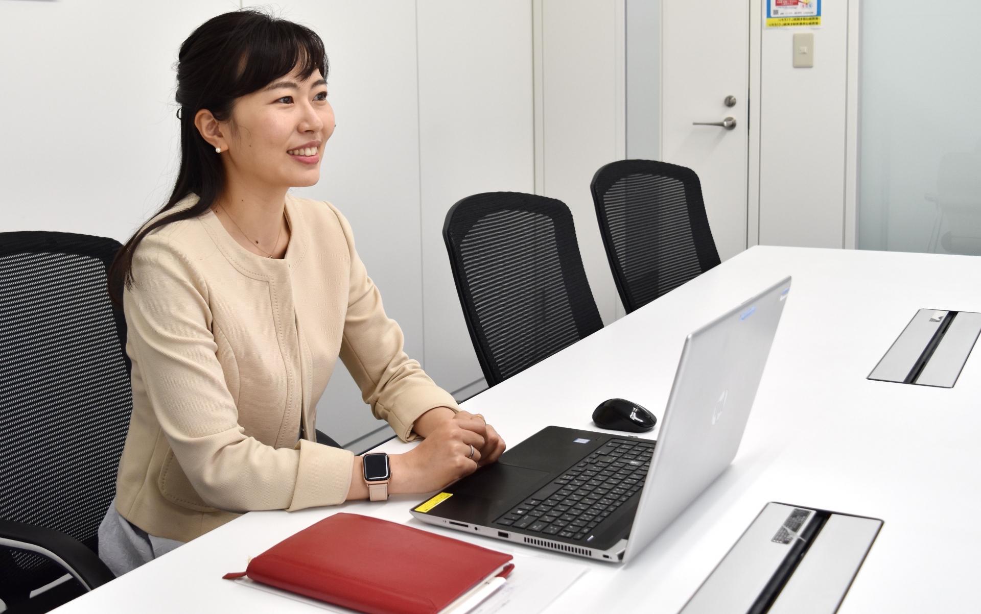 株式会社ハピネット 経営企画室 経営画企画部 広報チーム 大嶋 ゆきみ さま