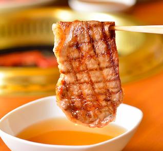 お出汁で食べる「京都焼肉スタイル」